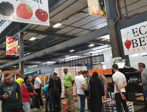 Jhb Fresh Produce Market due for facelift