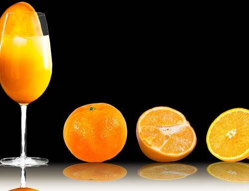 Citrus boost for immunity