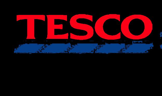 Tesco is growing
