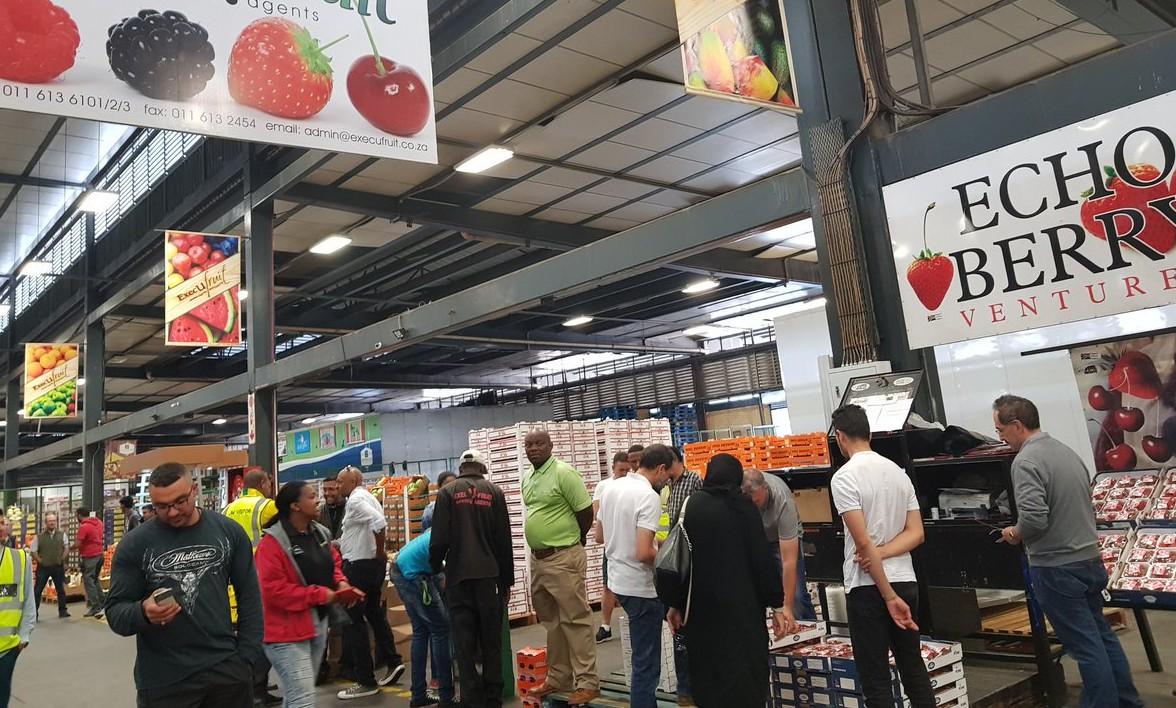 Jhb Fresh Produce Market due for facelift