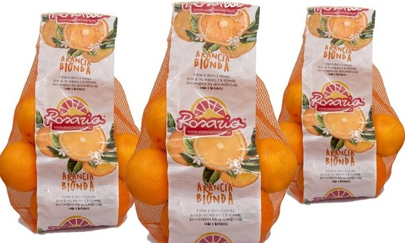 Arancia Rosaria now available as non-blood oranges